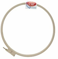 Embroidery Hoop Plastic No-Slip 17in