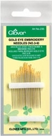 Embroidery Needles - Crewel Needles - Click to enlarge