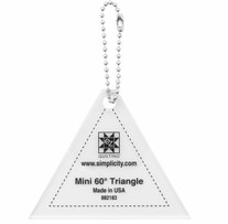 EZ Mini Tools 60 Degree Triangle