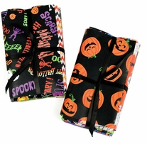 Fabric Editions Pre-Cut Bundles 100% Cotton Halloween 2