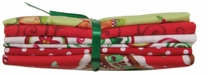 Fabric Editions Pre-Cut Bundles 100% Cotton Seasonal