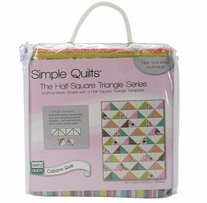 Fabric Editions Simple Quilt Kits Cabana