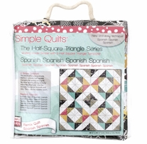 Fabric Editions Simple Quilt Kits Remix