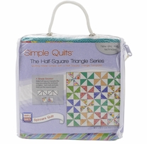 Fabric Editions Simple Quilt Kits Spinners