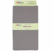 Fabric Palette 2yd Pre-Cuts 42in x 72in 100% Cotton Gray