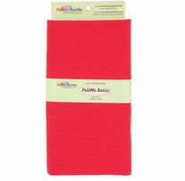 Fabric Palette 2yd Pre-Cuts 42in x 72in 100% Cotton Red