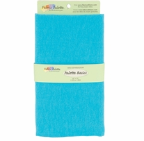 Fabric Palette 2yd Pre-Cuts 42in x 72in 100% Cotton Turquoise