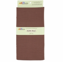 Fabric Palette 2yd Pre-Cuts 42inx72in Poly/Cotton Brown