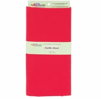 Fabric Palette 2yd Pre-Cuts 42inx72in Poly/Cotton Red