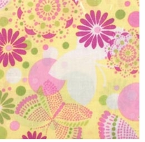 Fabric Palette Charm Pack 5inX5in Cuts Flutterby