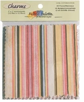 Fabric Palette Charm Pack 5inX5in Cuts Simple Vintage
