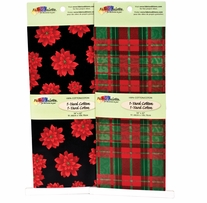 Fabric Palette Holiday 2pc Assortment 1yd Pre-Cuts #MDGHO1Y1