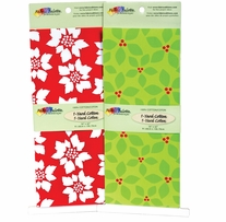 Fabric Palette Holiday 2pc Assortment 1yd Pre-Cuts #MDGHO1Y4