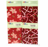 Fabric Palette Holiday 2pc Assortment 1yd Pre-Cuts #MDGHO1Y5