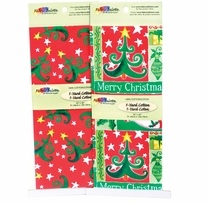 Fabric Palette Holiday 2pc Assortment 1yd Pre-Cuts #MDGHO1Y8