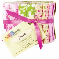 Fabric Palette Jellies Flutterby
