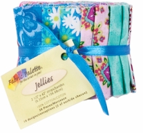Fabric Palette Jellies Punch of Paisley