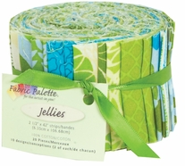 Fabric Palette Jellies Splash