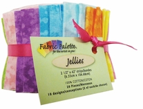 Fabric Palette Jellies Textures