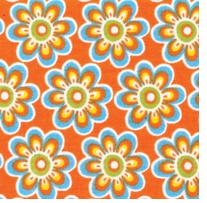 Fabric Palette Pre-Cut Assortment Orange #MD-G-HY-J