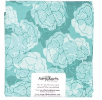 Fabric Palette Pre-Cuts Zinnia Blue B