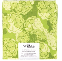 Fabric Palette Pre-Cuts Zinnia Blue C