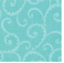 Fabric Palette PreCuts 18inX21in Punch of Paisley1
