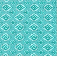 Fabric Palette PreCuts 42in Punch of PaisleyB