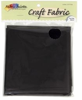 Fabric Solids Black