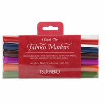 Fabrico Dual-Tip Markers Landscape