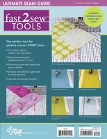 Fast2sew Tools Ultimate Seam Guide - Click to enlarge