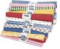 Fat Quarter Print and Novelty Assortment Light