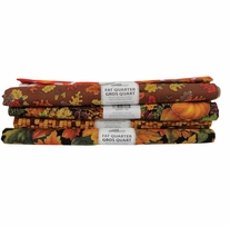 Fat Quarter Seasonal Assortment Halloween