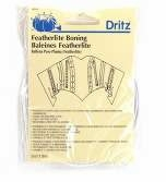 Featherlite Boning By-The-Yard White