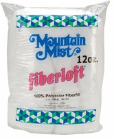 Fiberloft Polyester Pillow Stuffing 12oz Bag