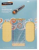 Discount Quilt Supplies - Fiskars Rotary Cutting Set Cutting Mats