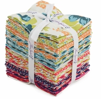 "Flora Joel Dewberry Fat Quarters 18""X21"""