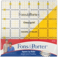 Discount Quilting Supplies - Fons and Porter Square Up Ruler