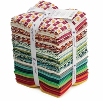 "Franklin Denyse Schmidt Fat Quarters 18""X21'"