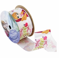 Frozen Ribbon Anna 1.5inX9ft