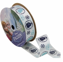 Frozen Ribbon Characters Silhouettes 7/8inX9ft