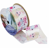 Frozen Ribbon Elsa 1.5inX9ft
