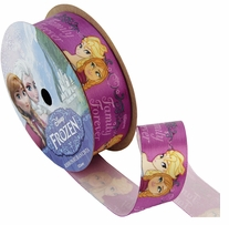 Frozen Ribbon Family Forever 7/8inX9ft