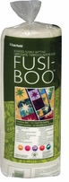 Fusi Boo Bamboo Fusible Quilt Batting Full Size 81inX96in