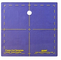 Fussy Cut Series Cutting Squares 4.5inx4.5in