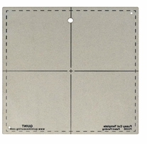 Fussy Cut Series Cutting Squares 9.5inx9.5in
