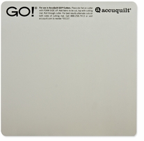 GO! Baby Cutting Mat 6inx6in