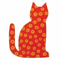 """GO! Baby Fabric Cutting Dies Calico Cat <font color=""""#cc0000"""">Sale!</font>"""