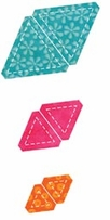 Go! Baby Fabric Cutting Dies Equilateral Triangle