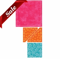 GO! Baby Fabric Cutting Dies Small Value Die